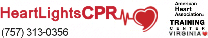 HeartLights CPR Logo